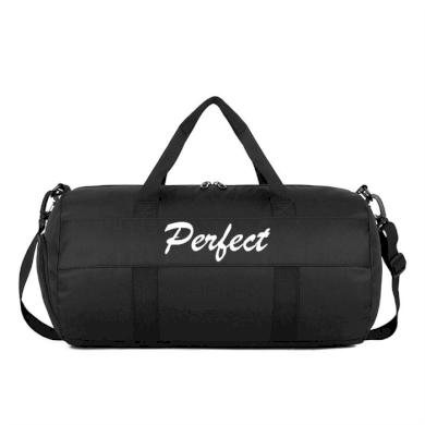 Sportovní cestovní taška PERFECT Černá Lifestyle 190624064326