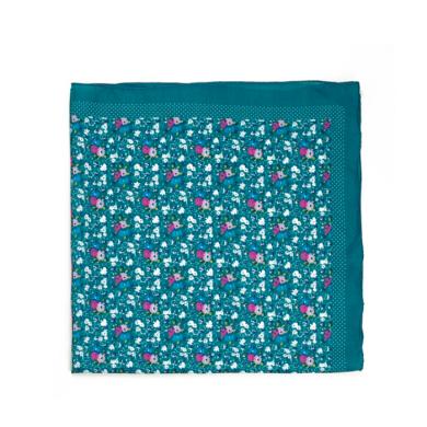 Dámský šátek Meadow Modrý Artofpolo Fsz1277ss01
