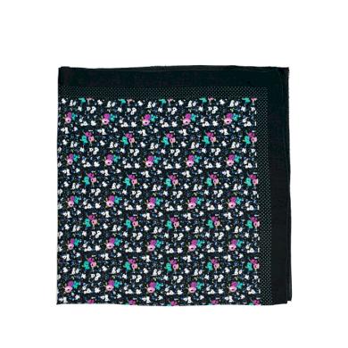 Dámský šátek Meadow Černý Artofpolo Fsz1277ss03