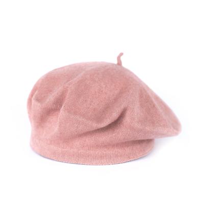 Dámský baret Neapol Růžový Artofpolo FAcz19566ss02