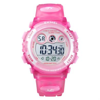 SKMEI 1451 Dětské sportovní hodinky Little lady Růžové SKMEI SKM1451PK