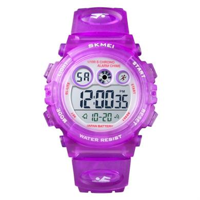 SKMEI 1451 Dětské sportovní hodinky Little lady Fialové SKMEI SKM1451VL