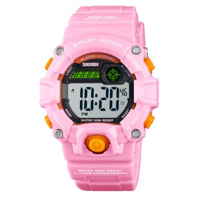 SKMEI 1451 Dětské sportovní hodinky Pinky Spy SKMEI SKM1484PK