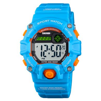 SKMEI 1451 Dětské sportovní hodinky Little Spy SKMEI SKM1484BL