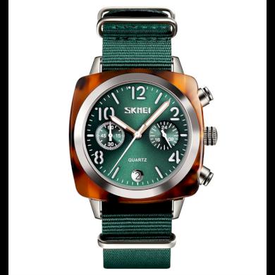 Skmei 9186 dámské hodinky Charming Amber Zelené SKMEI SKM9186GN