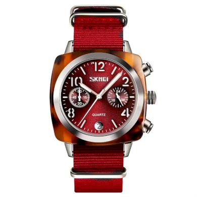 Skmei 9186 dámské hodinky Charming Amber Červené SKMEI SKM9186RD