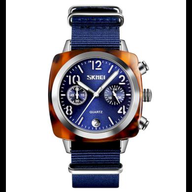 Skmei 9186 dámské hodinky Charming Amber Modré SKMEI SKM9186BL