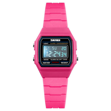 SKMEI 1460 dívčí digitální hodinky Rose pink SKMEI SKM1460RP