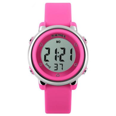 SKMEI 1100 dívčí digitální hodinky Růžové SKMEI SKM1100LP