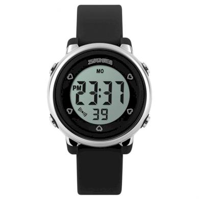 SKMEI 1100 digitální sportovní hodinky Černé SKMEI SKM1100B