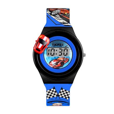 SKMEI 1376 dětské hodinky pro kluky Racer Modré SKMEI SKM1376L