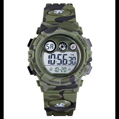 SKMEI 1547 Chlapecké sportovní hodinky Army Zelené SKMEI SKM1547GN