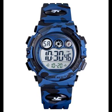 SKMEI 1547 Chlapecké sportovní hodinky Army Modré SKMEI SKM1547BL
