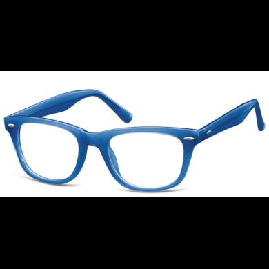 Dětské brýle bez dioptrii Wayfarer - Tmavě modré Montana SUNPK10L