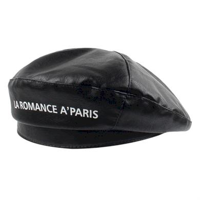 Dámský baret Romance Paříž Černý Lifestyle 20120406483050261
