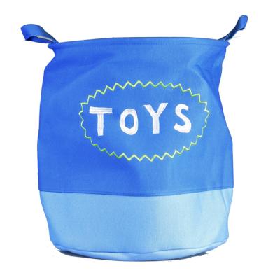 Lněný koš na hračky i prádlo Monsters Toys Lifestyle CAROR30WZ9C