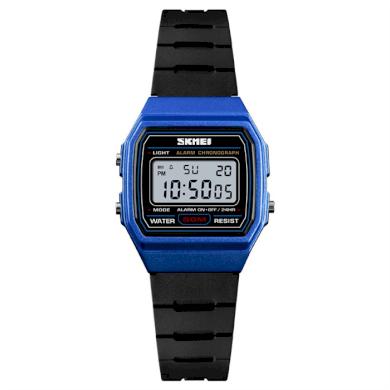 SKMEI 1460 dětské digitální hodinky Modré SKMEI SKM1460BL