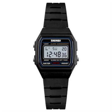 SKMEI 1460 dětské digitální hodinky Černé SKMEI SKM1460BC