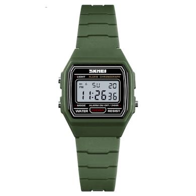 SKMEI 1460 dětské digitální hodinky Zelené SKMEI SKM1460GN