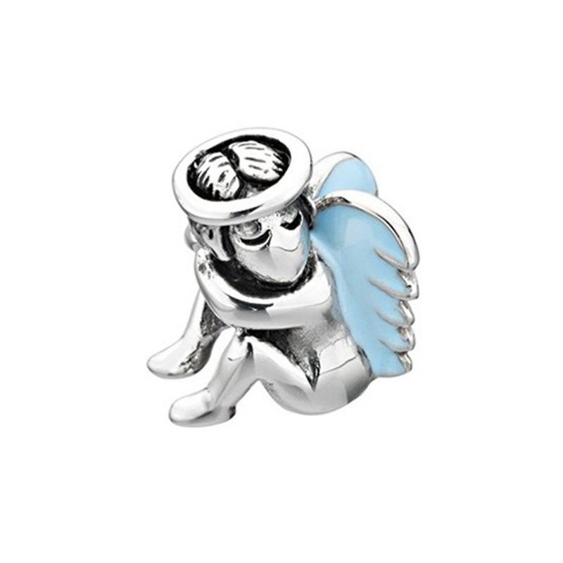 Dámský přívěsek Morellato Drops Blue Angel SCZT0