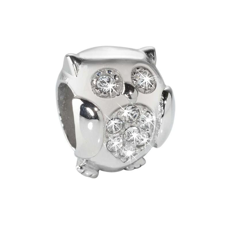 Dámský přívěsek Morellato Drops Owl SCZ288