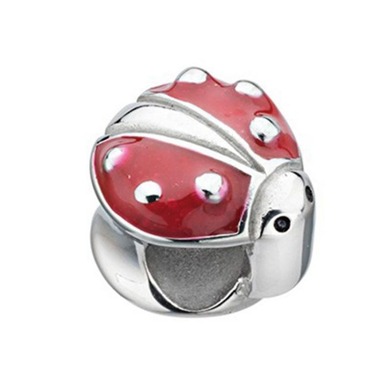 Dámský přívěsek Morellato Drops Red Ladybug SCZS7