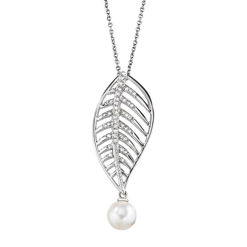 Dámský náhrdelník Morellato Foglia SAKH11