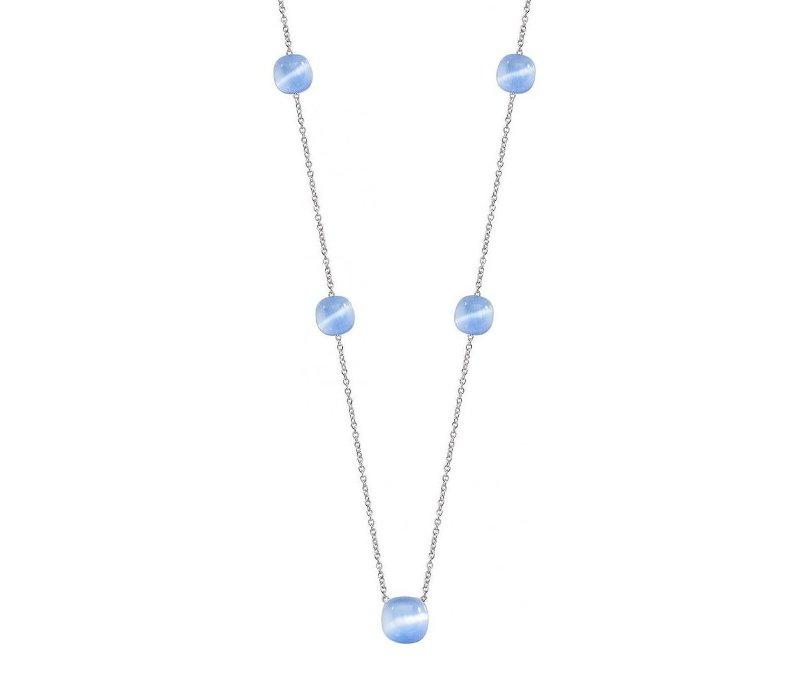 Dámský stříbrný náhrdelník Morellato Gemma SAKK09
