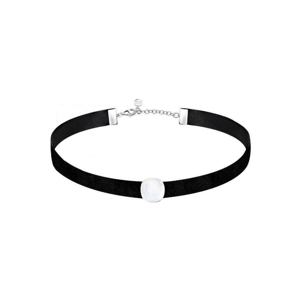 Dámský stříbrný náhrdelník Morellato Gemma SAKK06