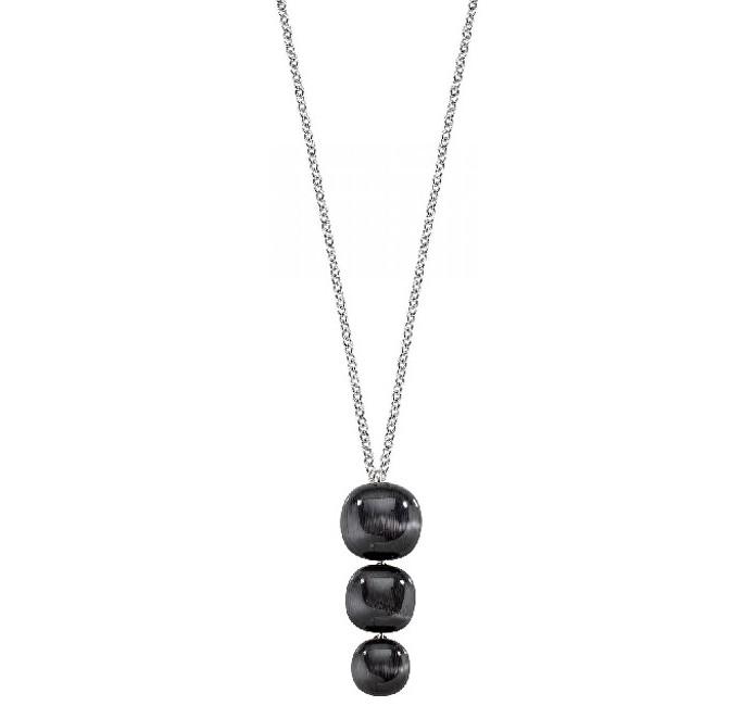 Dámský stříbrný náhrdelník Morellato Gemma SAKK19