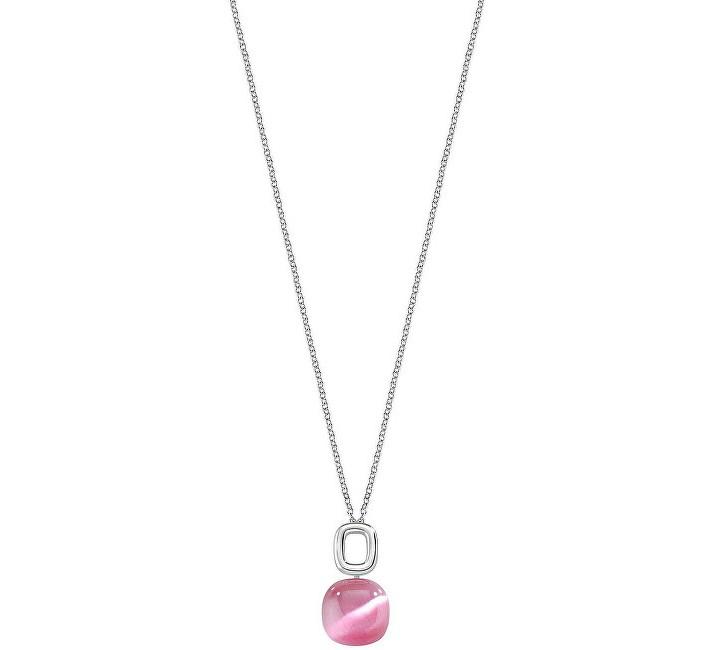 Dámský stříbrný náhrdelník Morellato Gemma SAKK23