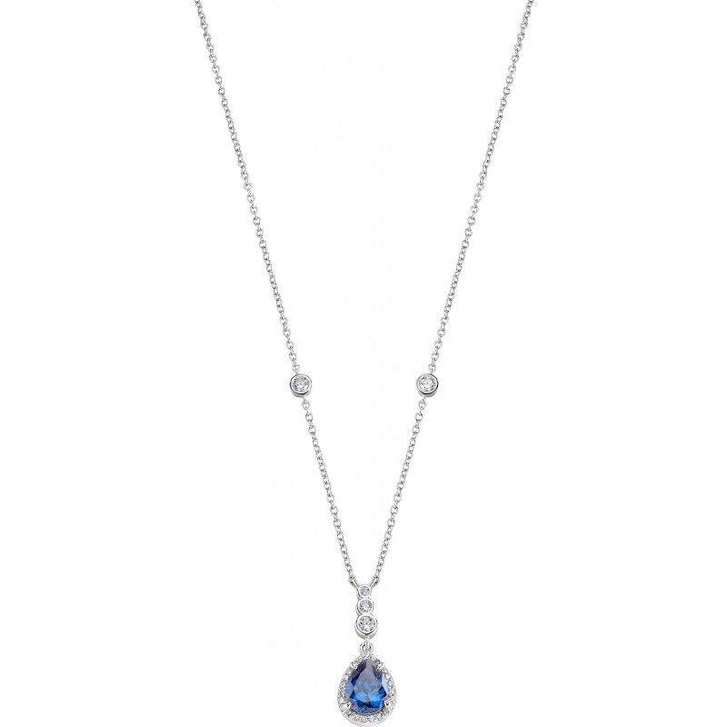 Dámský stříbrný náhrdelník Morellato Tesori SAIW09
