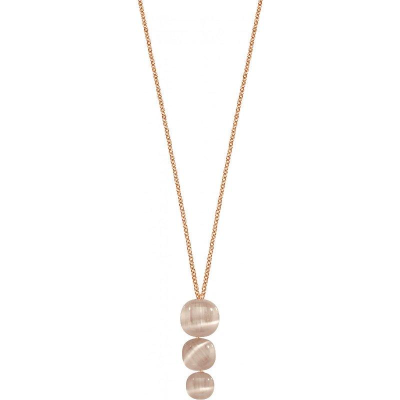 Dámský stříbrný náhrdelník Morellato Gemma SAKK74