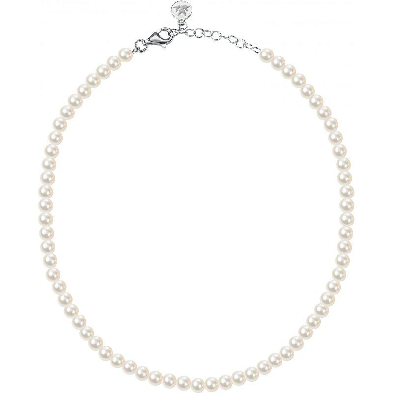 Dámský stříbrný náhrdelník Morellato Perla SANH01