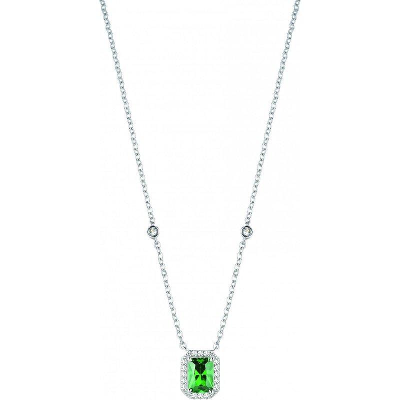 Dámský stříbrný náhrdelník Morellato Tesori SAIW55