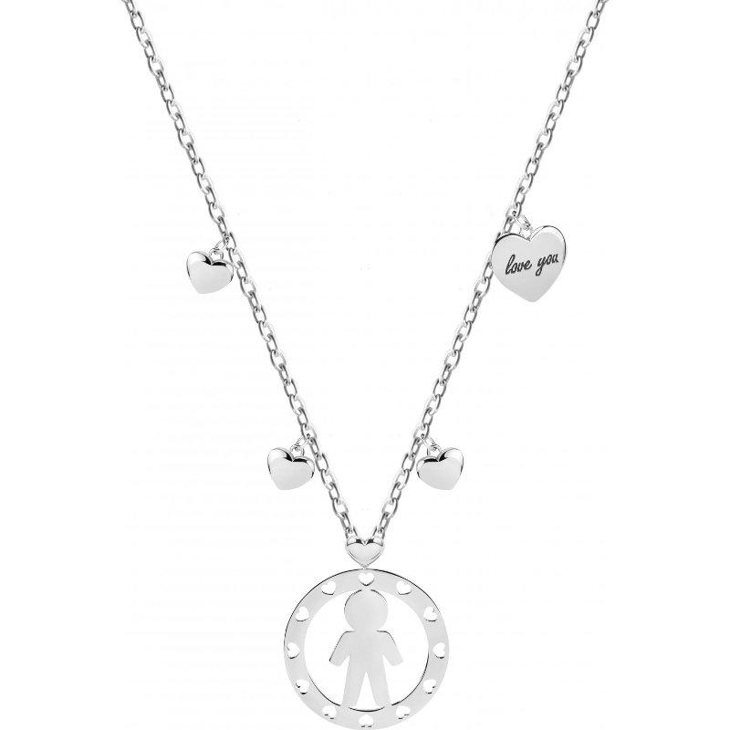 Dámský náhrdelník Morellato Talismani SAQE02