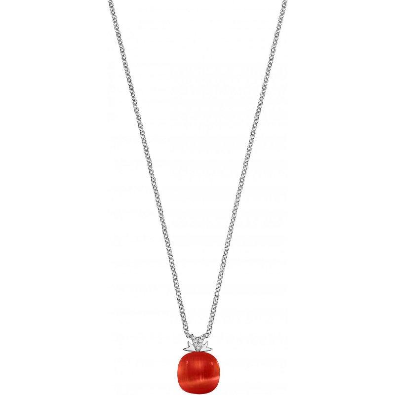 Dámský stříbrný náhrdelník Morellato Gemma SAKK108