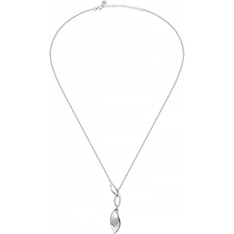 Dámský stříbrný náhrdelník Morellato Foglia SAKH27