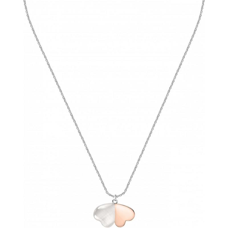 Dámský stříbrný náhrdelník Morellato Cuore SASM05