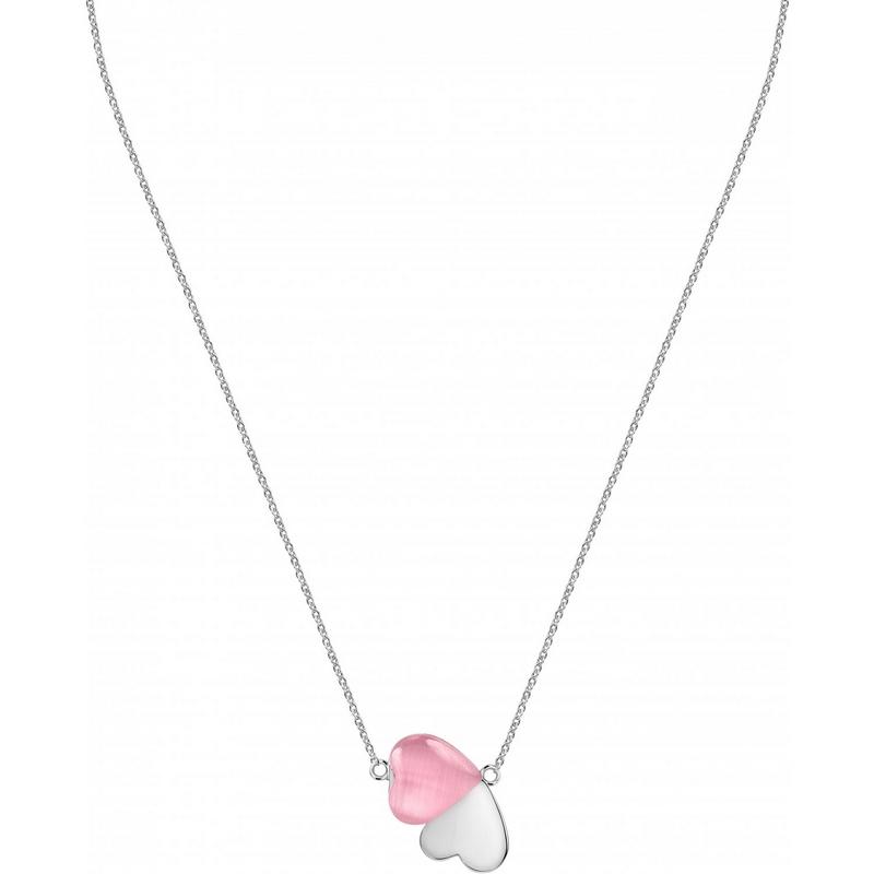 Dámský stříbrný náhrdelník Morellato Cuore SASM10