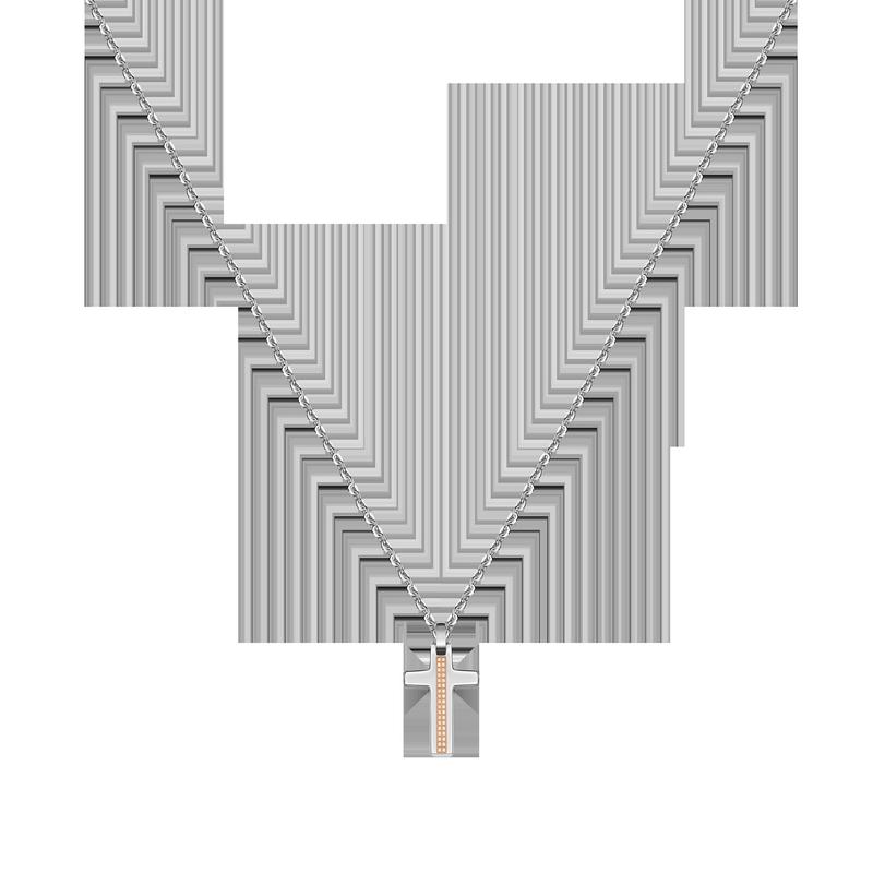 Pánský náhrdelník Morellato Motown SALS44