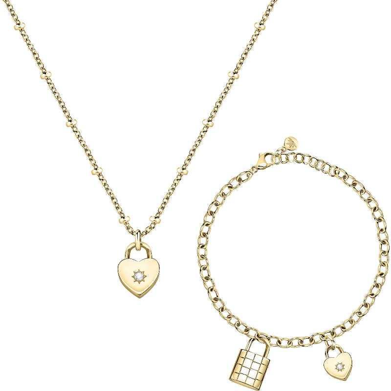 Dámská sada šperků Morellato Abbraccio SAUB19