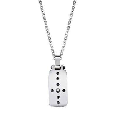 Pánský náhrdelník Morellato Cross SKR31