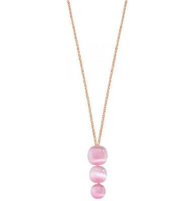 Dámský stříbrný náhrdelník Morellato Gemma SAKK01
