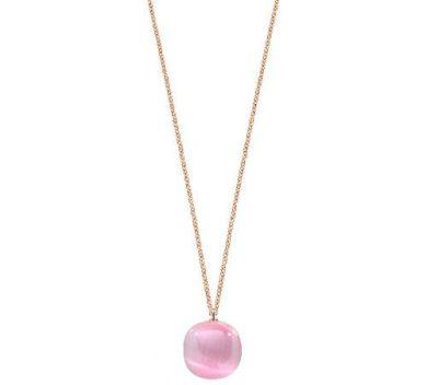 Dámský stříbrný náhrdelník Morellato Gemma SAKK05