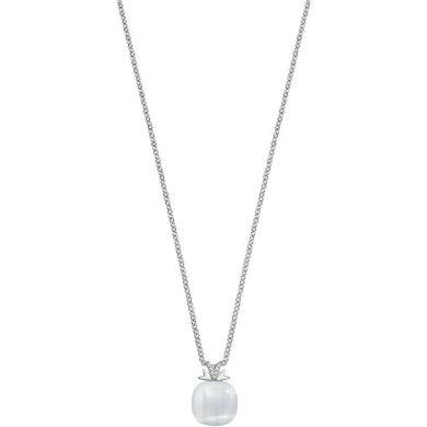 Dámský stříbrný náhrdelník Morellato Gemma SAKK55