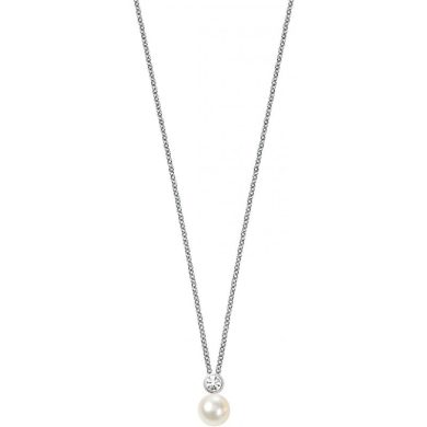 Dámský stříbrný náhrdelník Morellato Perla SANH02