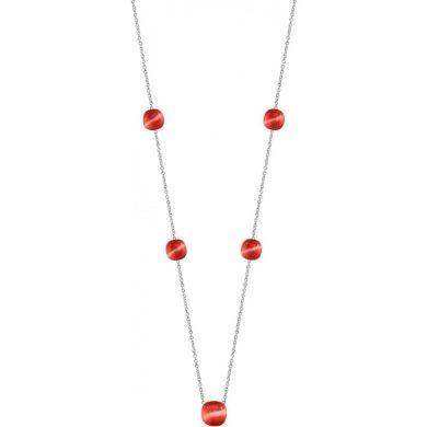 Dámský stříbrný náhrdelník Morellato Gemma SAKK107