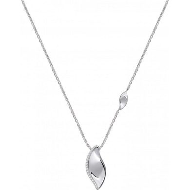 Dámský stříbrný náhrdelník Morellato Foglia SAKH34