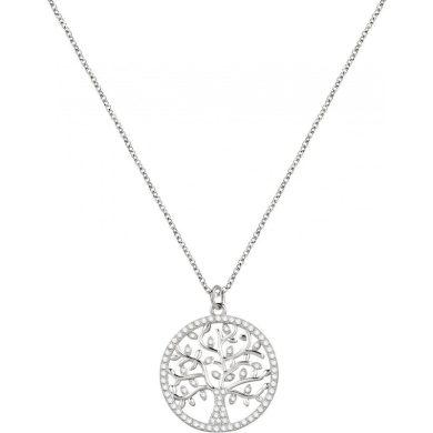 Dámský stříbrný náhrdelník Morellato Albero dela Vita  SATB01